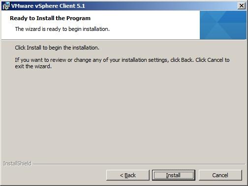 آموزش نصب VMware vSphere Client